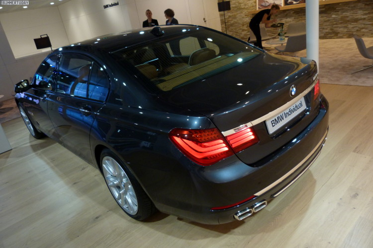 BMW 760li Sterling Individual 7er Inspired Robbe Berking Genf Autosalon 2014 LIVE 02 750x500