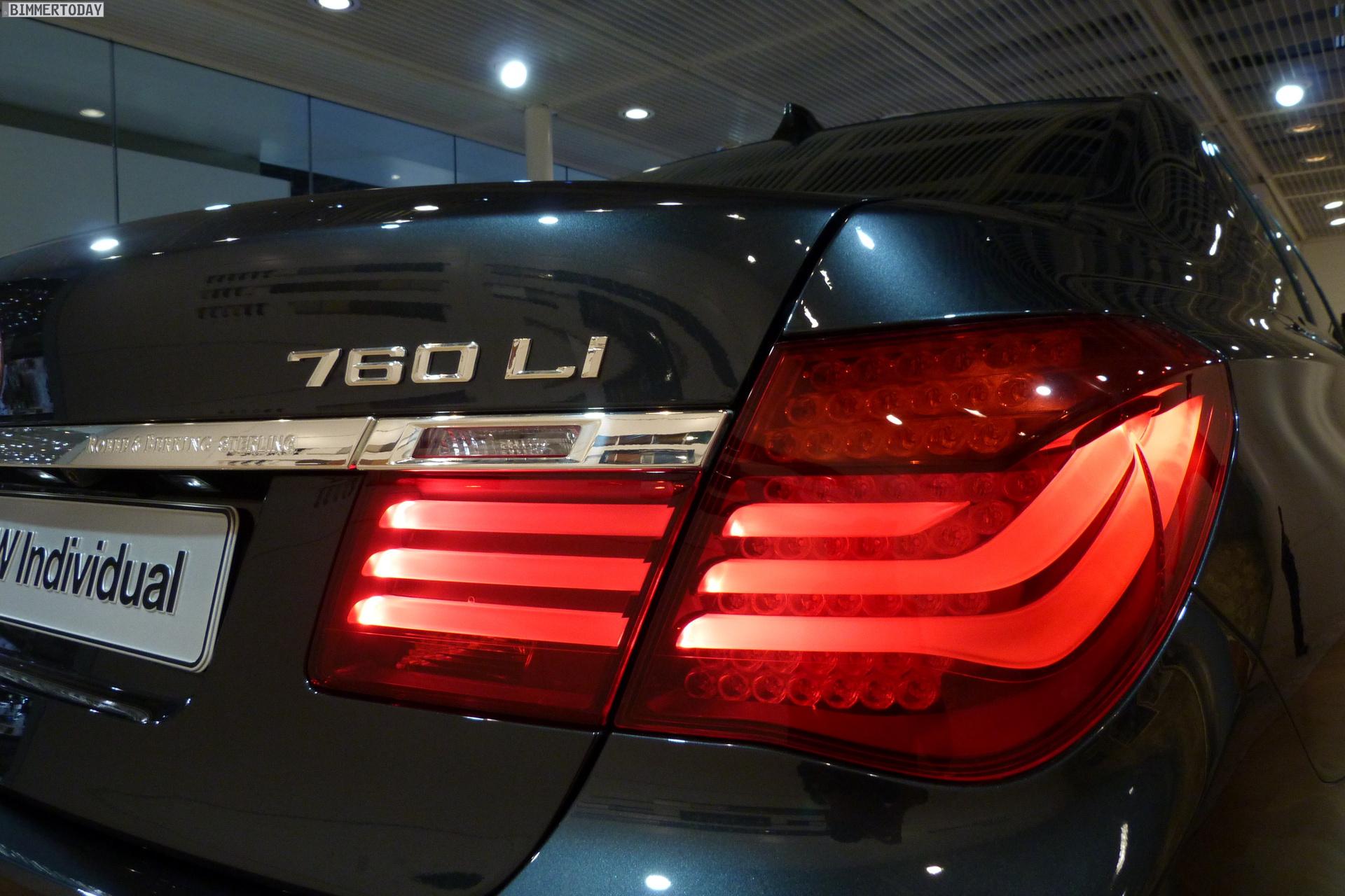 BMW 760li Sterling Individual 7er Inspired Robbe Berking Genf Autosalon 2014 LIVE 26