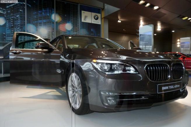 BMW 7er F01 Facelift LCI 2012 BMW Welt Muenchen 01 655x436