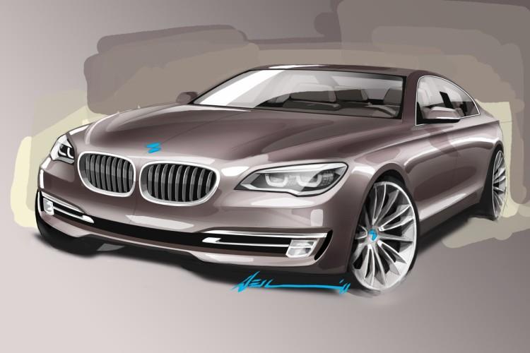 BMW 7er Facelift 2012 F01 LCI Design1 750x500