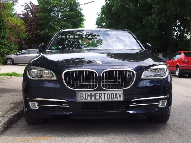 BMW 7er Facelift 2012 F01 LCI ungetarnt Werkstestwagen 01 655x493
