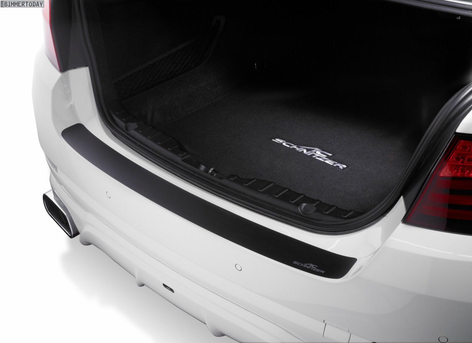 BMW AC Schnitzer 5er F10 F11 Trunk Protection Folie