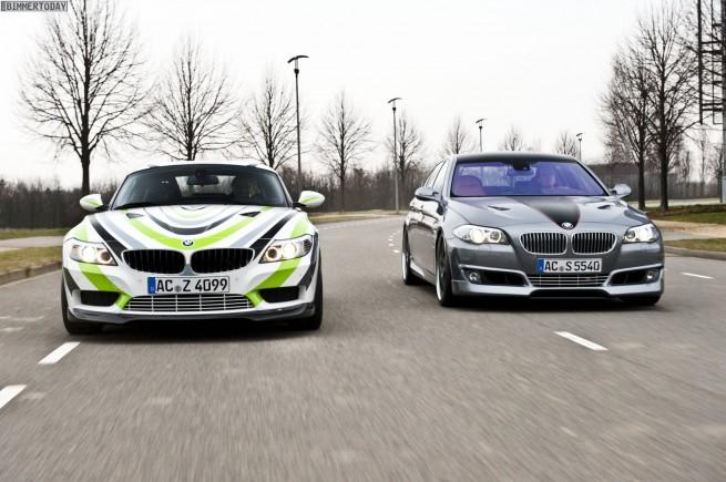 BMW AC Schnitzer ACS 99D Genf 2011 03 655x435