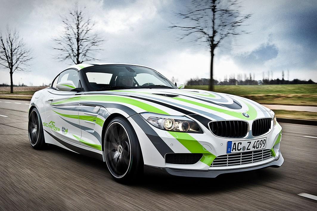 BMW AC Schnitzer Z4 Diesel ACS 99d 15