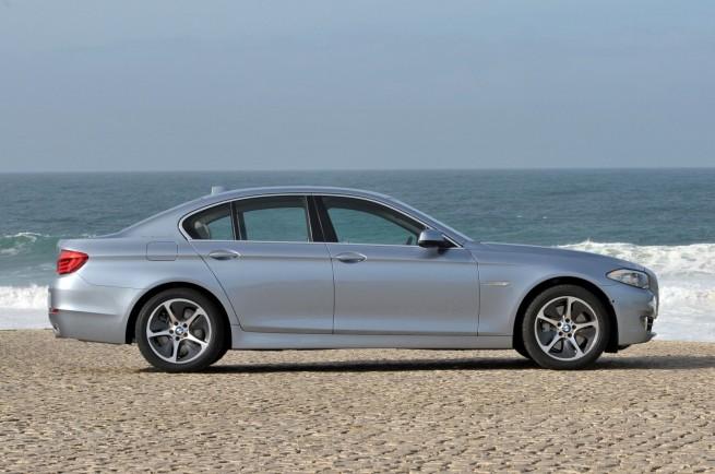 BMW Active Hybrid 5 118 655x434