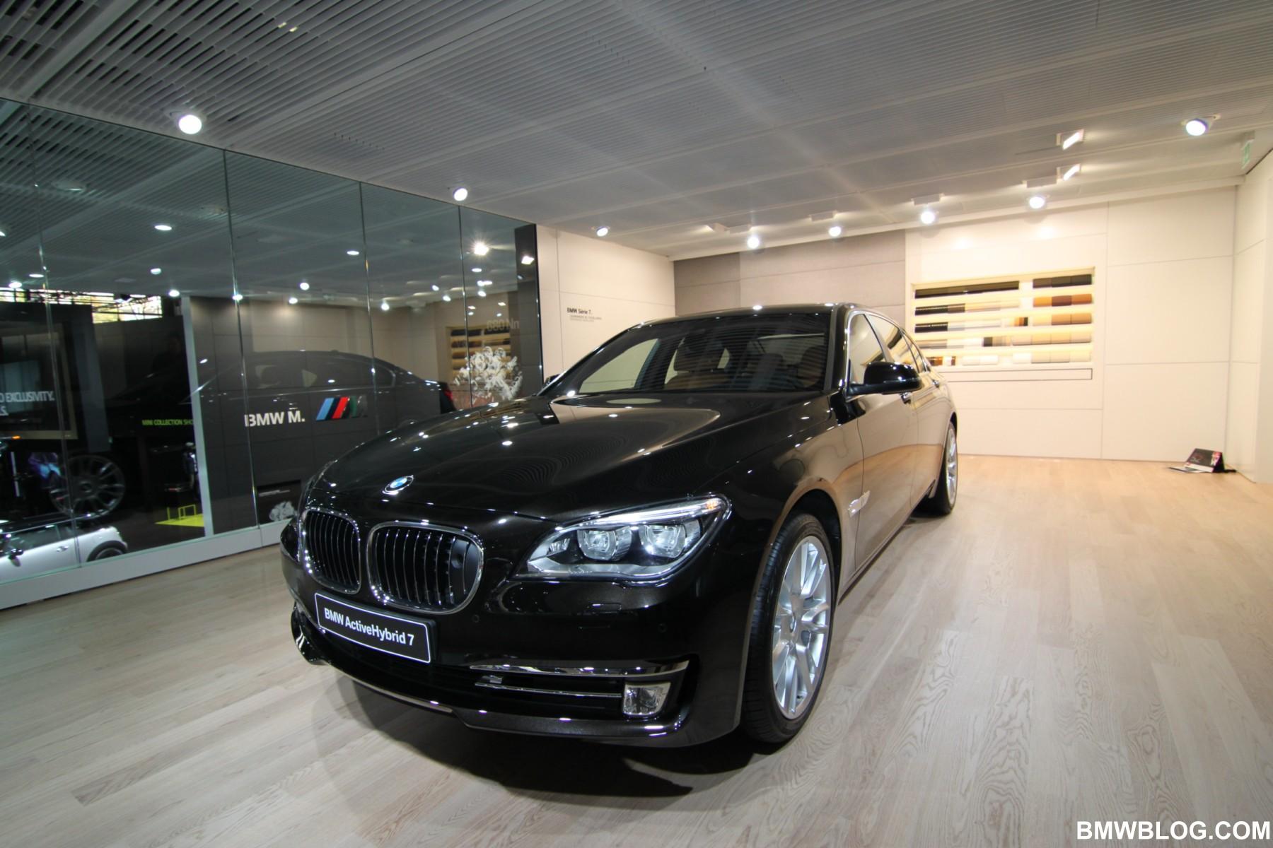 BMW Active Hybrid 7 Individual 14