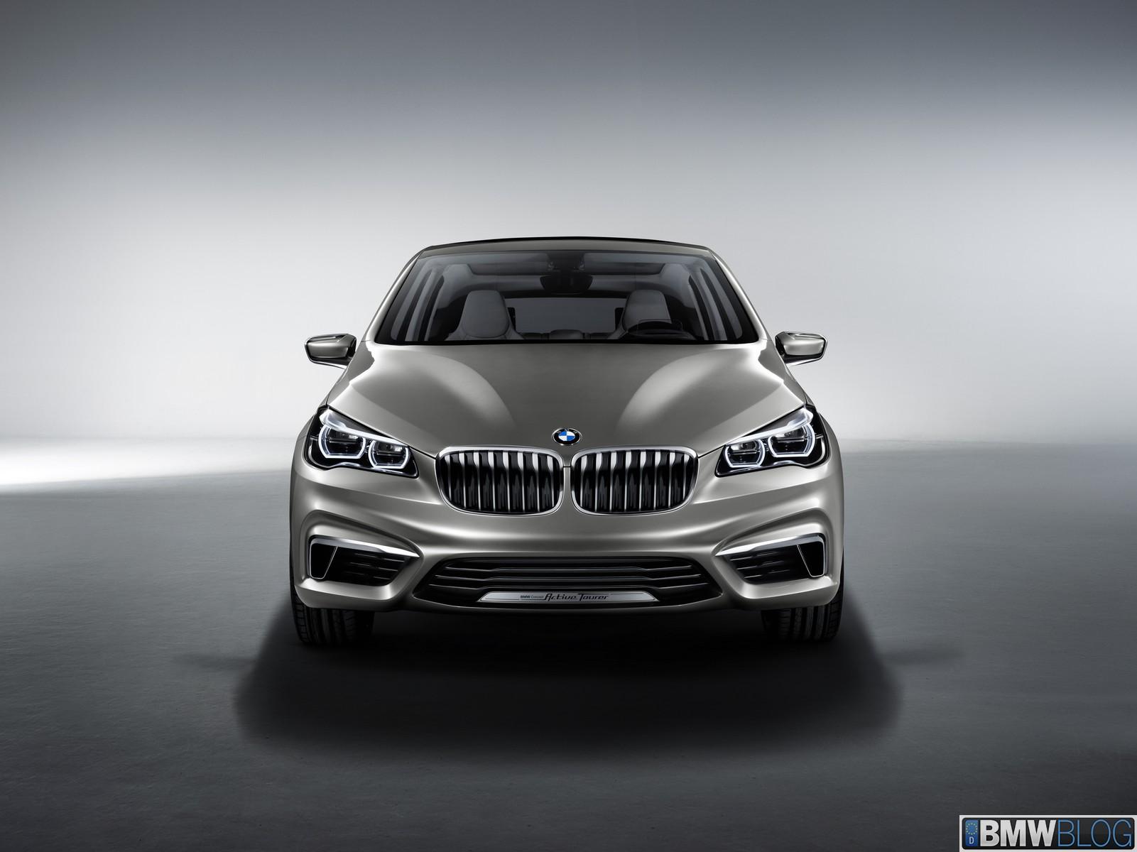 BMW Active Tourer Concept Exterior 0221
