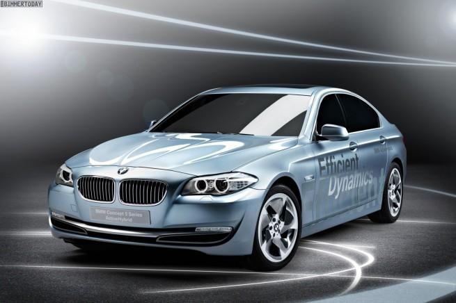 BMW ActiveHybrid 5 Concept 05 655x436