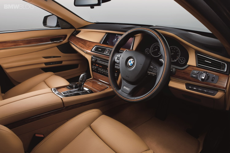 BMW ActiveHybrid 7 Individual Edition for Japan 2 750x500
