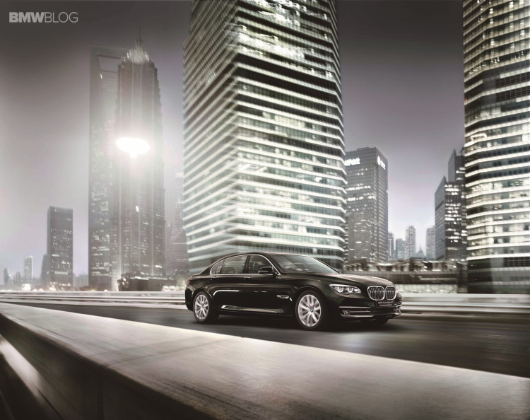 BMW ActiveHybrid 7 Individual Edition for Japan 4 750x594