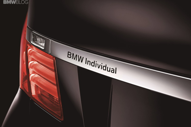 BMW ActiveHybrid 7 Individual Edition for Japan 6 750x500