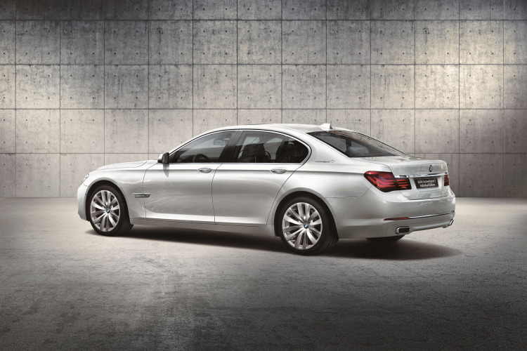 BMW ActiveHybrid 7 Individual Edition for Japan 7 750x500