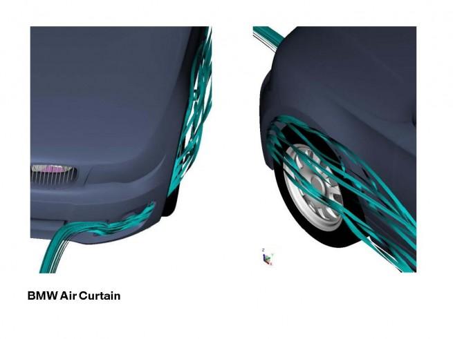 BMW Air Curtain