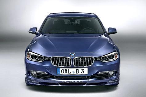 BMW Alpina B3 Bi Turbo