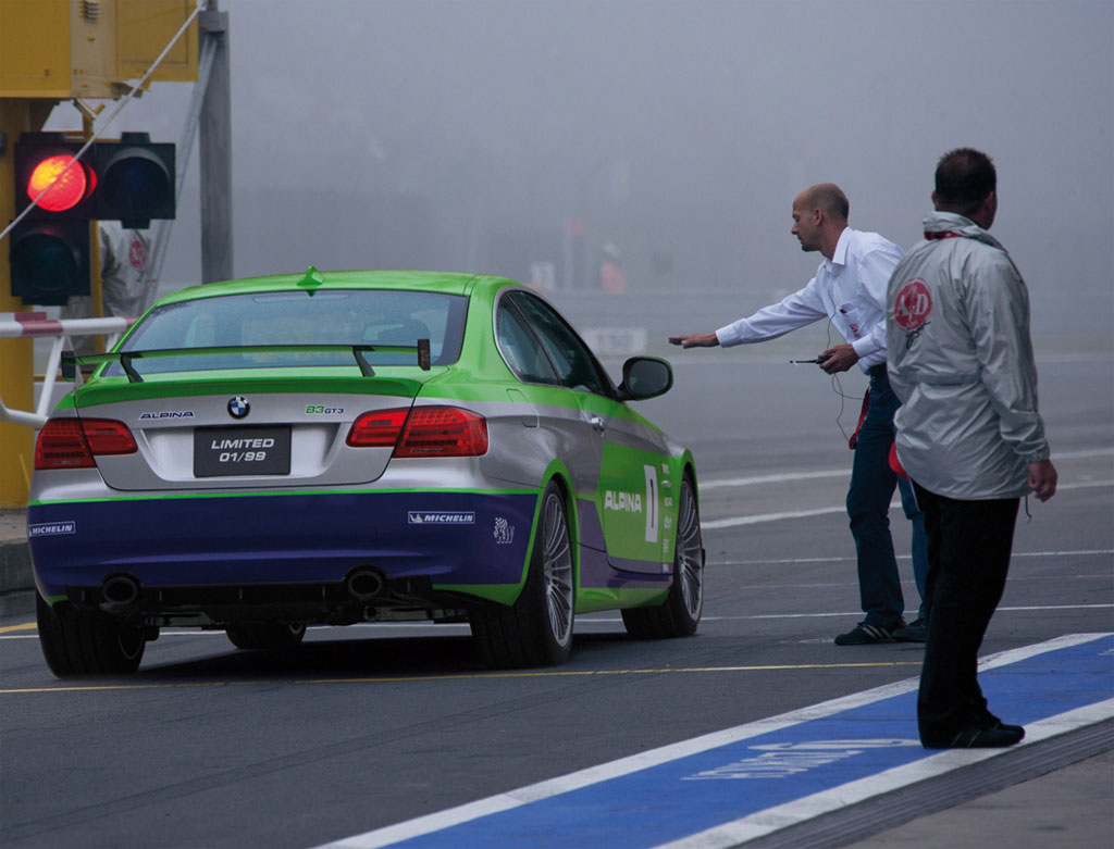 BMW Alpina B3 GT3 photo 2
