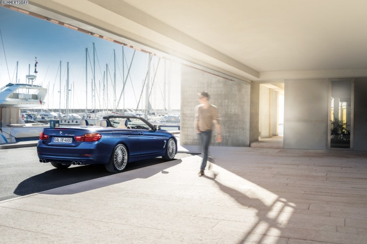 BMW Alpina B4 Cabrio F33 Genf 2014 Cabriolet 2 750x500