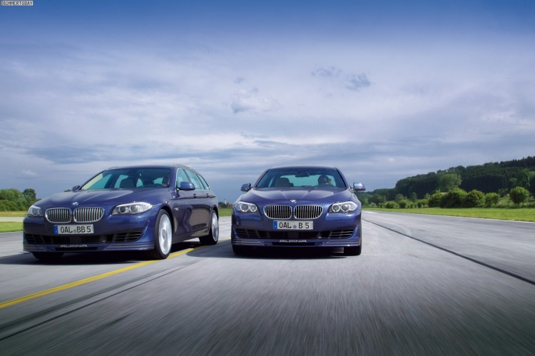 BMW Alpina B5 Biturbo F10 F11 Wallpaper 04 750x499