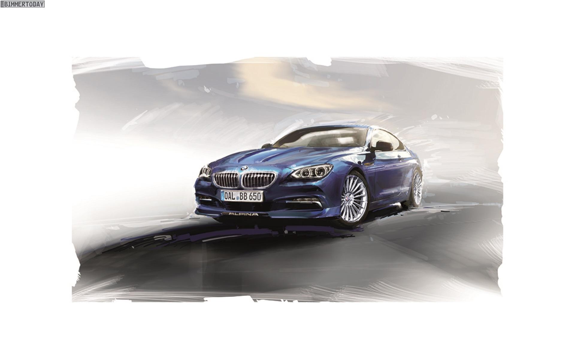 BMW Alpina B6 Edition 50 2015