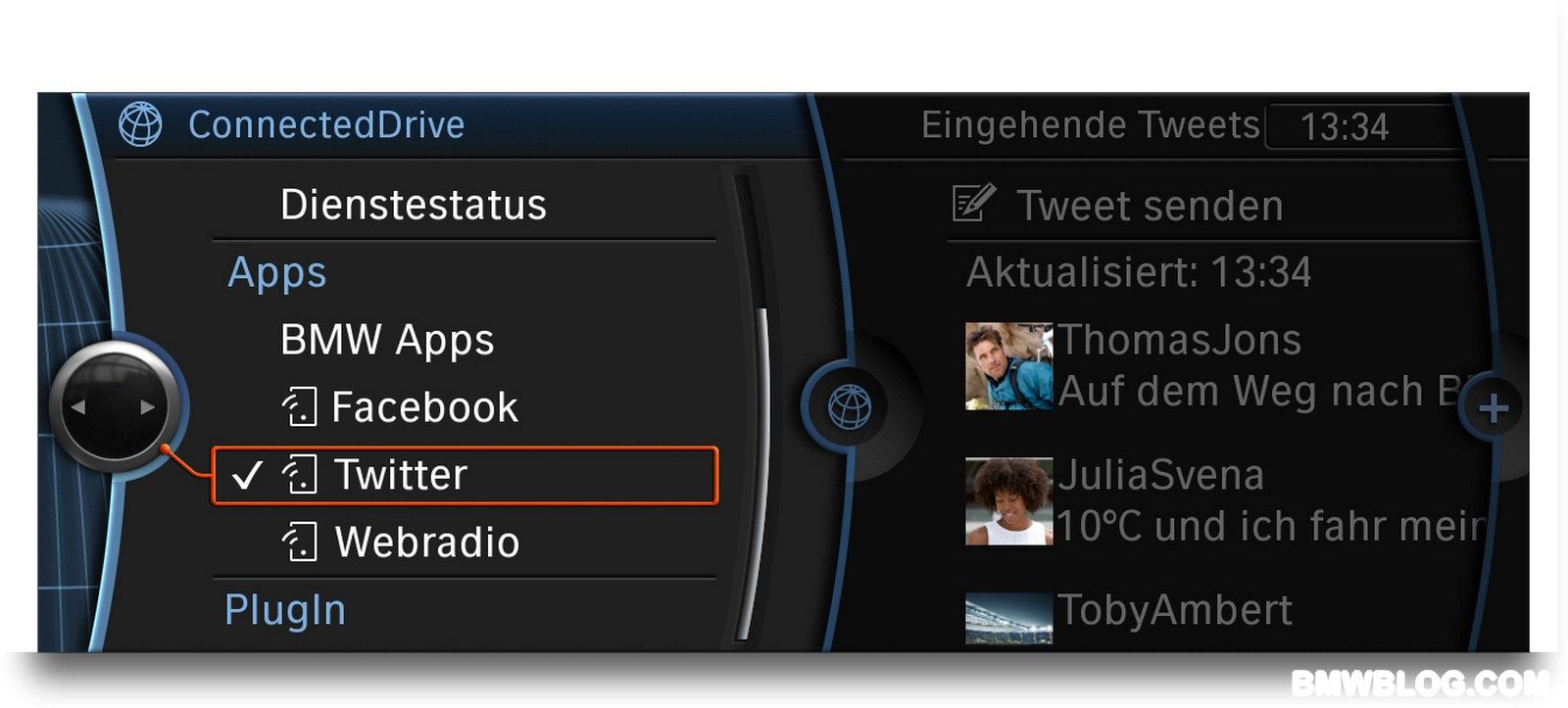BMW Apps 112