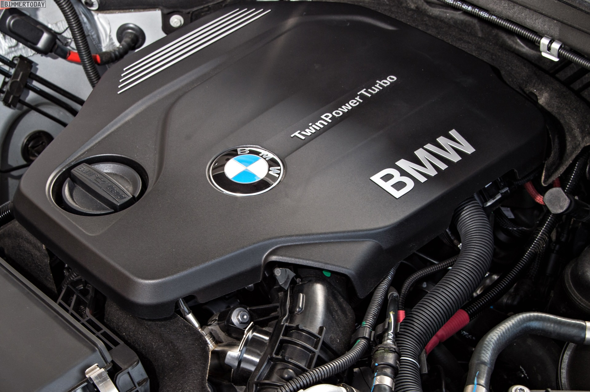 BMW modular engines: B37, B38, B47 and B48