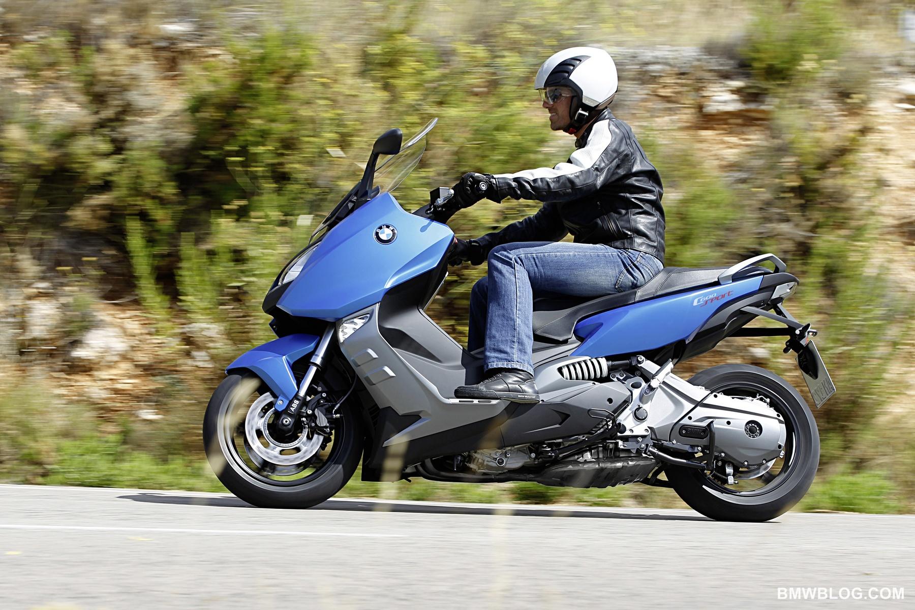 BMW C 600 BMW C 650 103