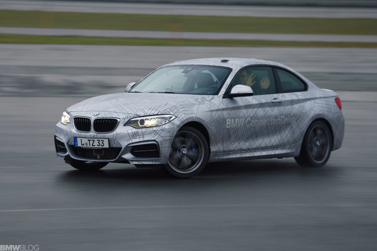 BMW CES automated driving 02 750x500