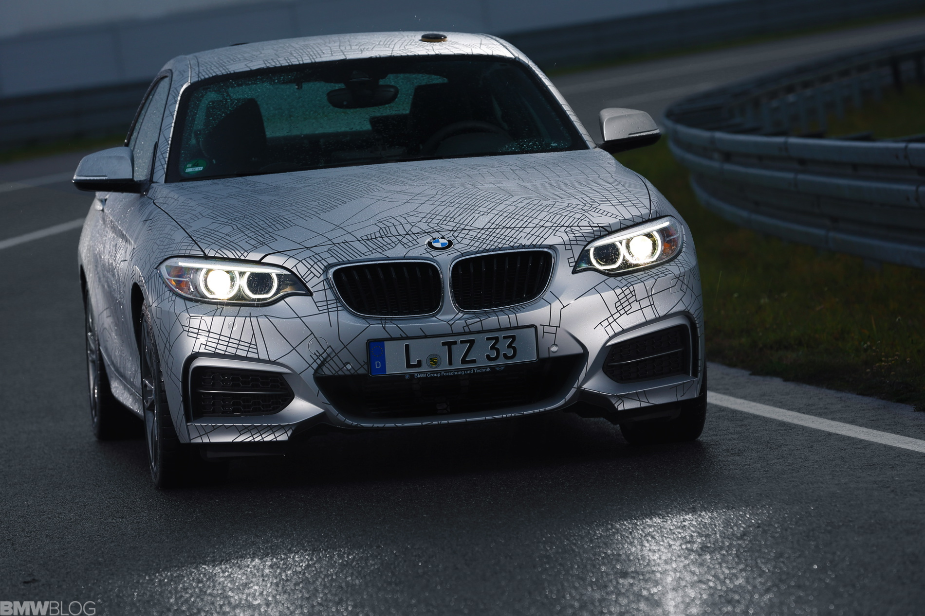BMW CES automated driving 05