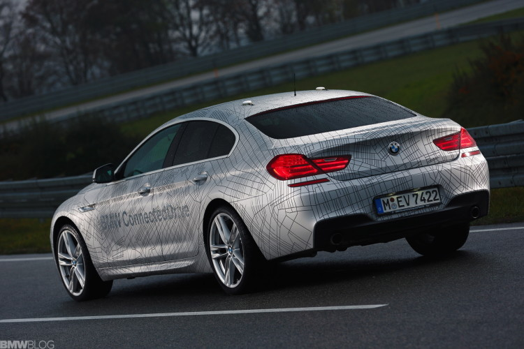 BMW CES automated driving 11 750x500