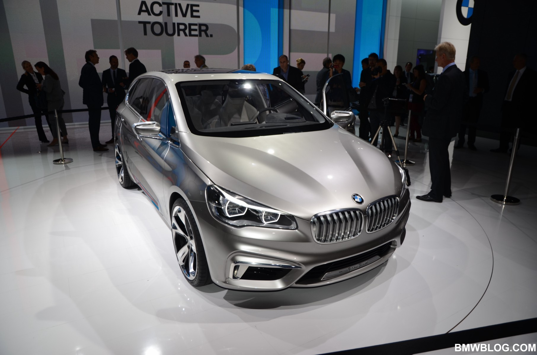 BMW Concept Active Tourer 11