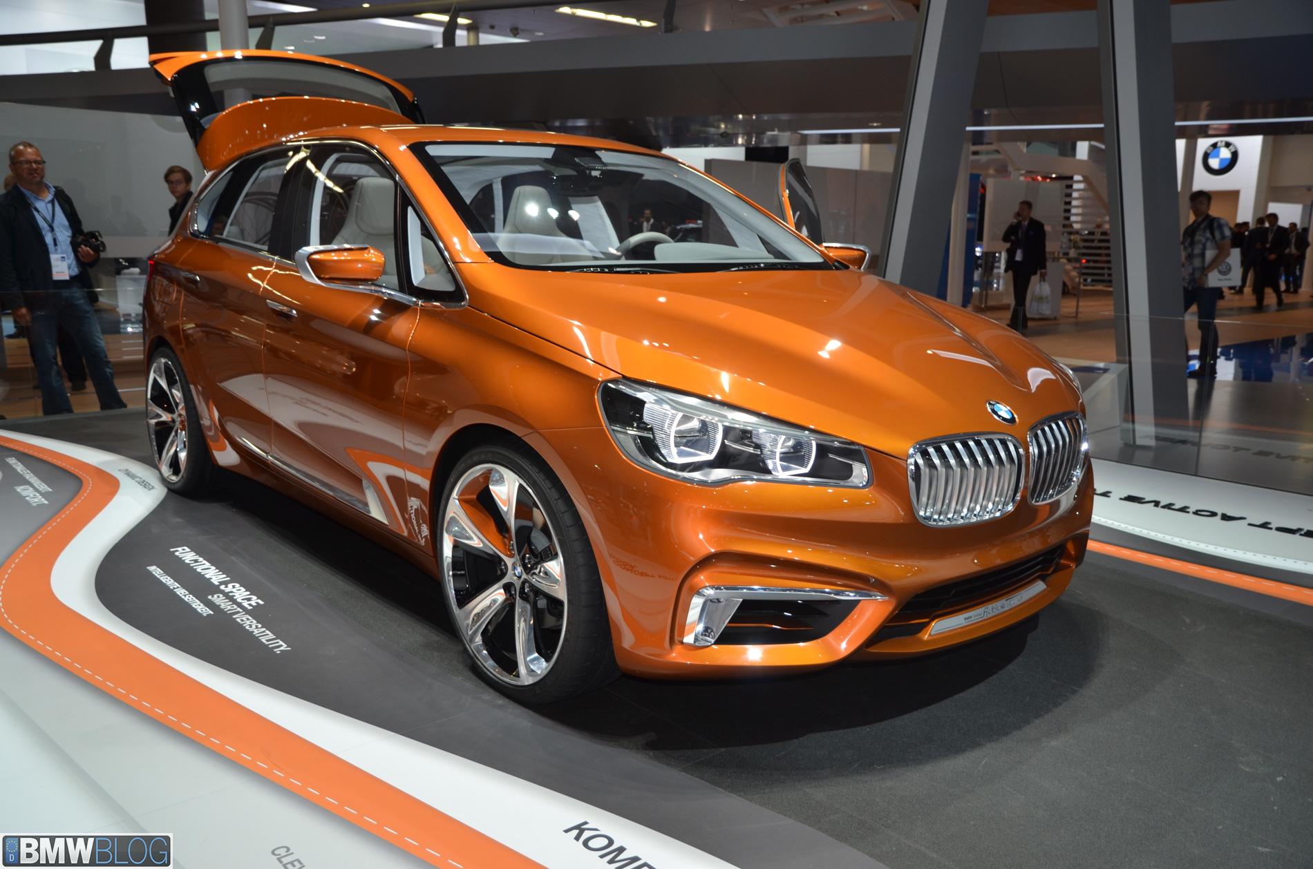 BMW Concept Active Tourer Outdoor 0711