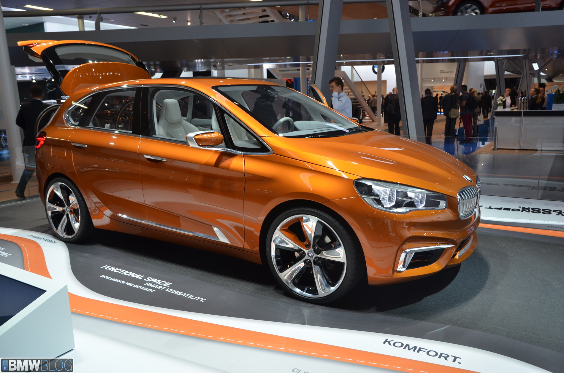How And Why Is The Active Tourer Getting The 2 Series Name