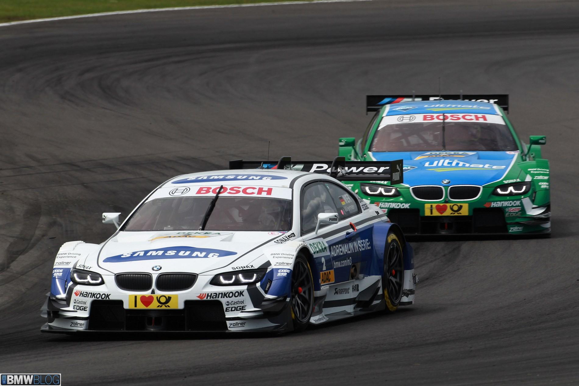 BMW DTM Lausitzring 15