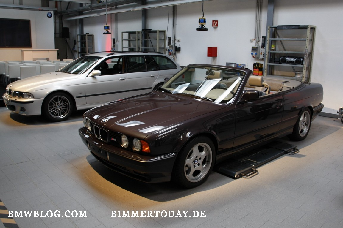 The One And Only Bmw E34 M5 Convertible