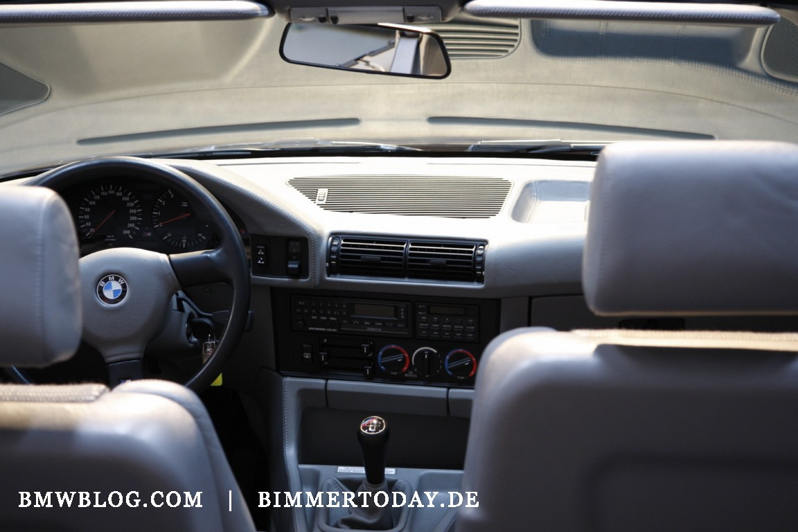 BMW E34 M5 CONVERTIBLE 18