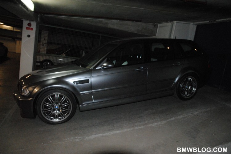 Never Built Bmw E46 M3 Touring