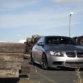 BMW E92 M3 On ADV10.1 M.V1 SuperLight Series Wheels
