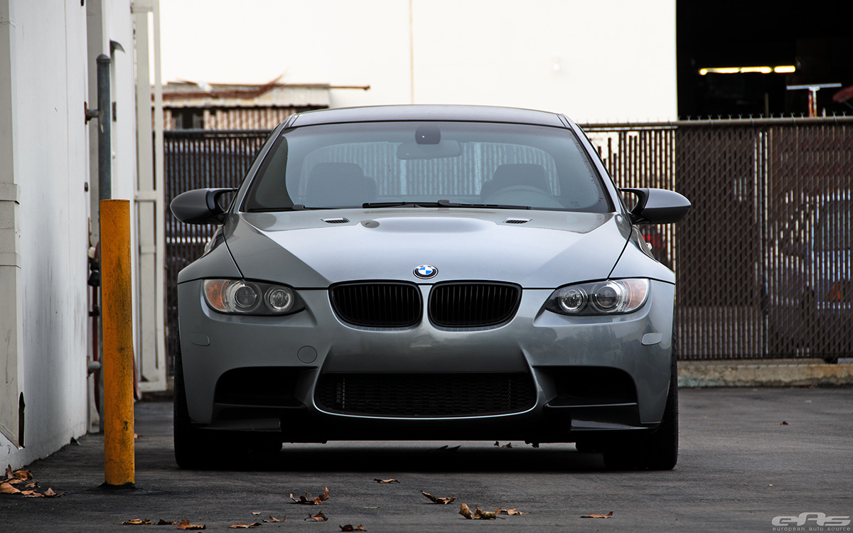Bmw E92 M3 Supercharged By Eas Gets New Wheels Installed