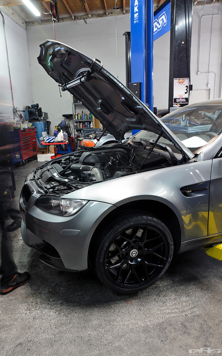 BMW E92 M3 Supercharged By EAS 4 small