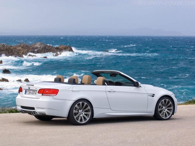 BMW E93 M3 Convertible 6 655x491