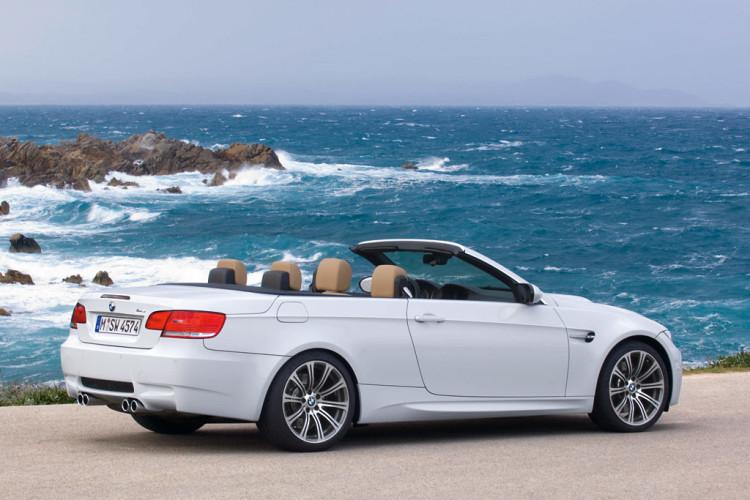 BMW E93 M3 Convertible 6 750x500