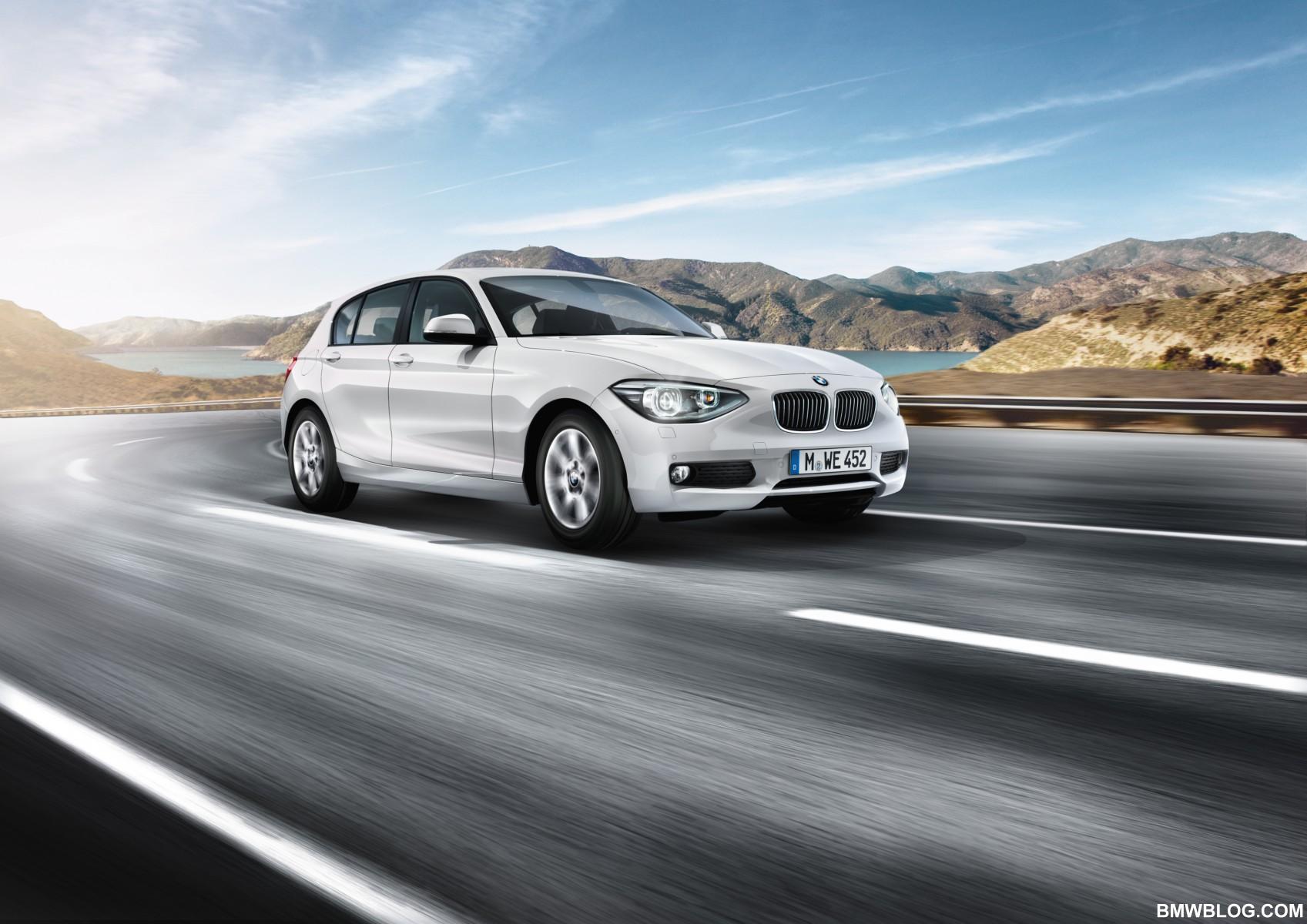 BMW EfficientDynamics Edition