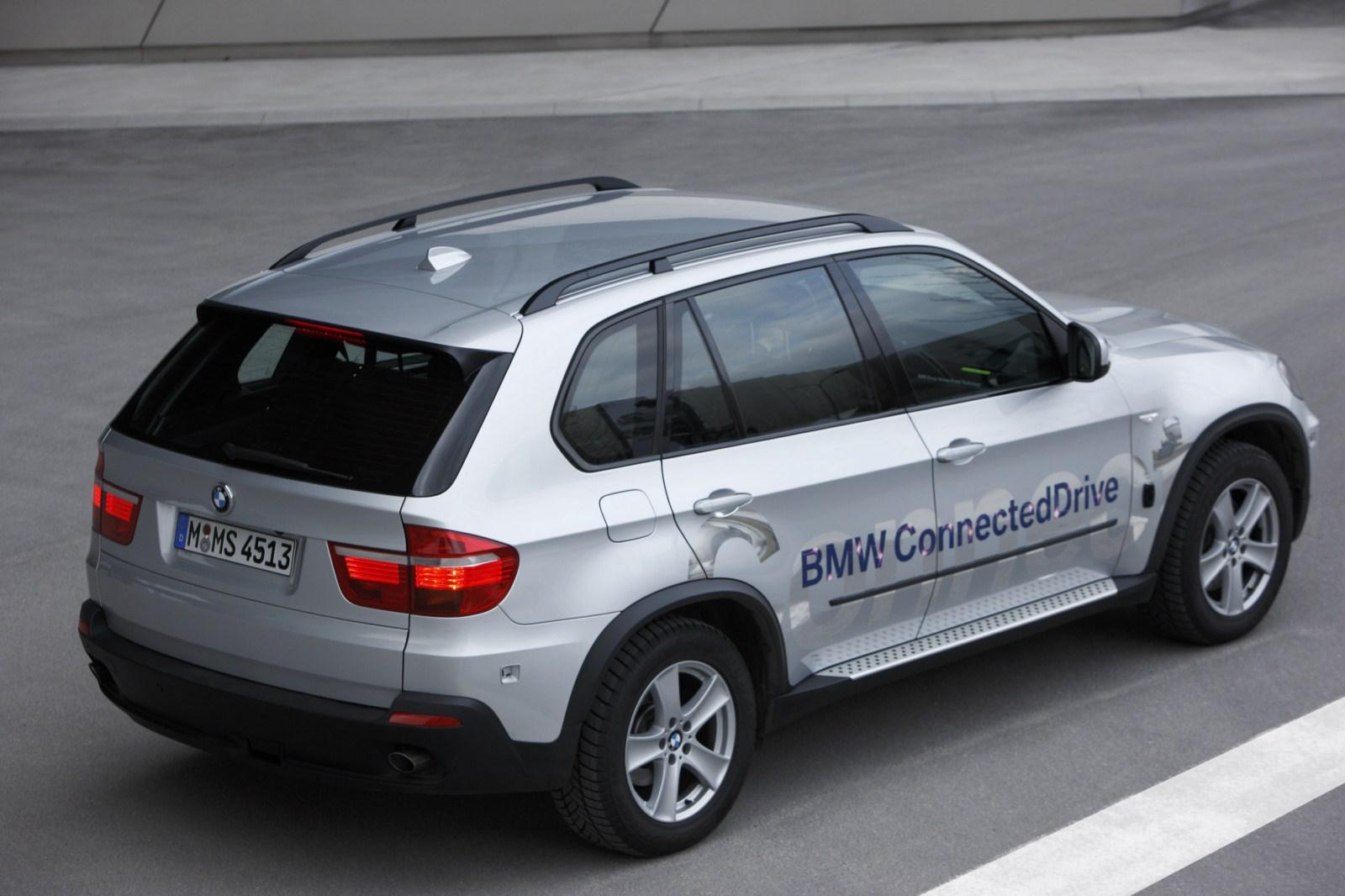 BMW Engstellenassistent 06