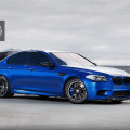 BMW F10 M5 And BMW E92 M3 On HRE Wheels