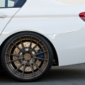 BMW F10 M5 Gets New Suspension And Wheels