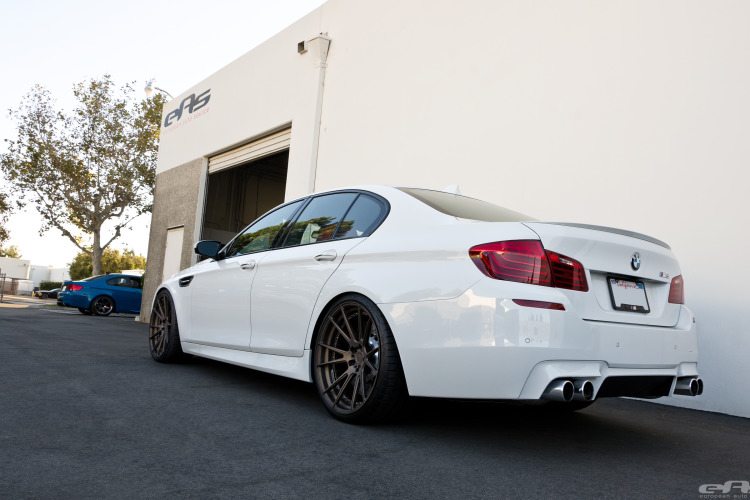 BMW F10 M5 Gets New Suspension And Wheels 8 750x500