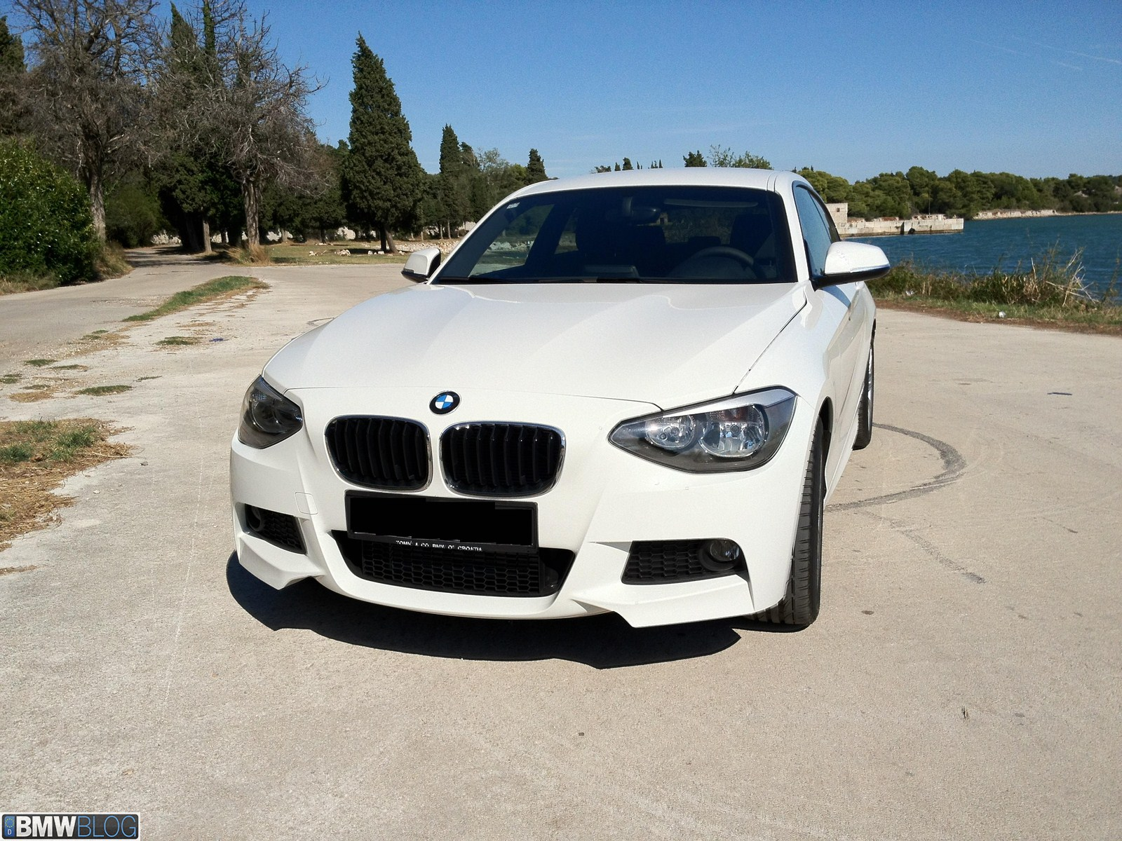 BMW F21 M Sport Package 01