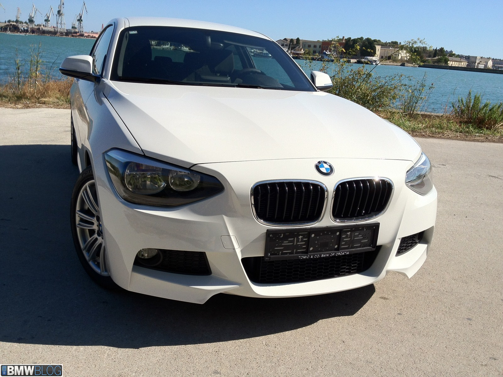 Photo Gallery F21 Bmw 1 Series With M Sport Package