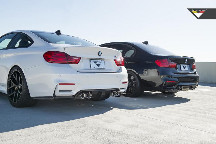 BMW F80 M3 And BMW F82 M4 By Vorsteiner Image 12 750x500