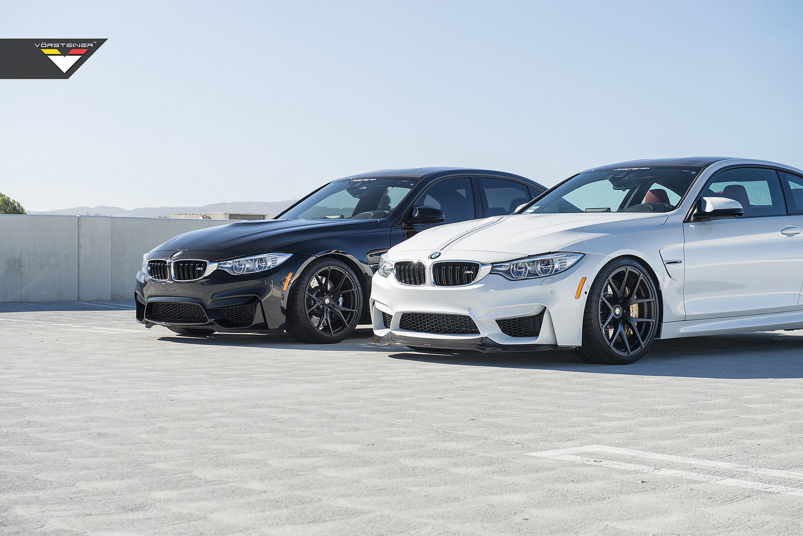 Bmw Driving School >> BMW F80 M3 And BMW F82 M4 By Vorsteiner