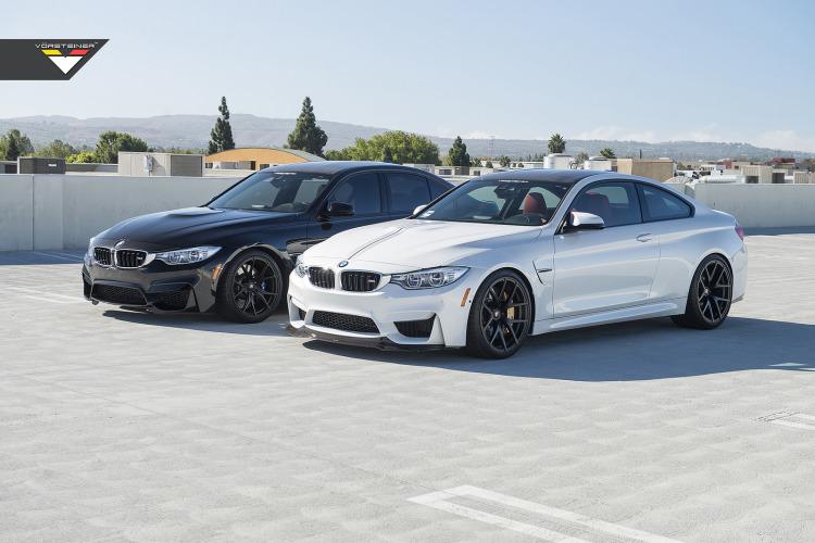 BMW F80 M3 And BMW F82 M4 By Vorsteiner